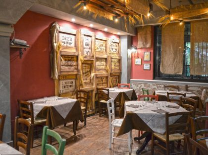 Pizzeria Madison Avellino
