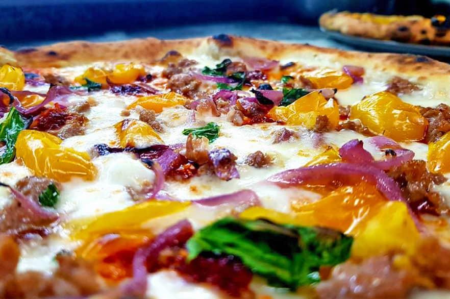 Pizza di Mansi