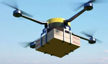 Pizza e droni
